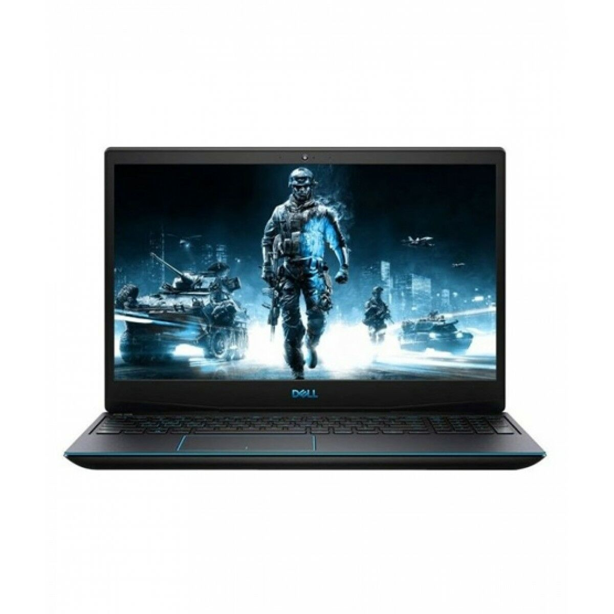 """Dell G3 15.6"""" Core i7 10th Gen 8GB 256GB SSD GeForce GTX 1650 Gaming Laptop (3500) - Without Warranty"""