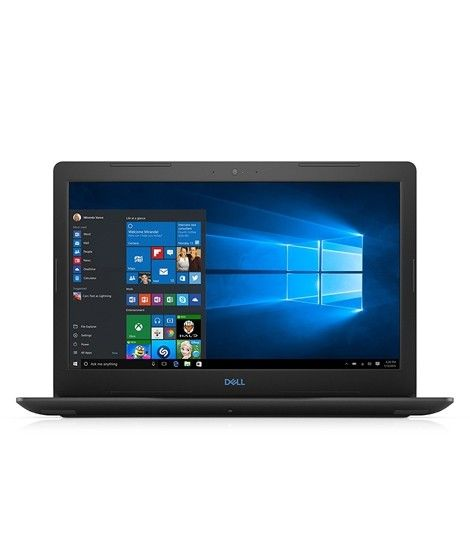 Dell G3 15 Core i5 8th Gen 8GB 256GB SSD GeForce GTX 1050 Gaming Notebook (G3579-5965BLK-PUS)