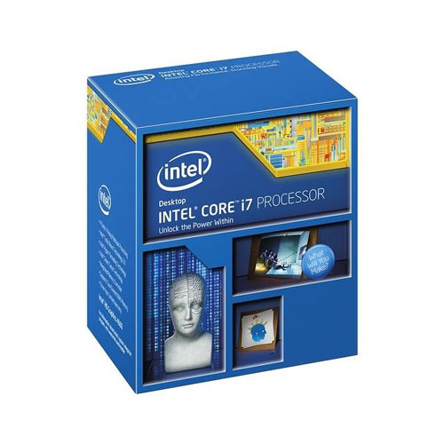 Intel® Core™ i7-4790 Processor (8M Cache, up to 4.00 GHz) (Without Box)