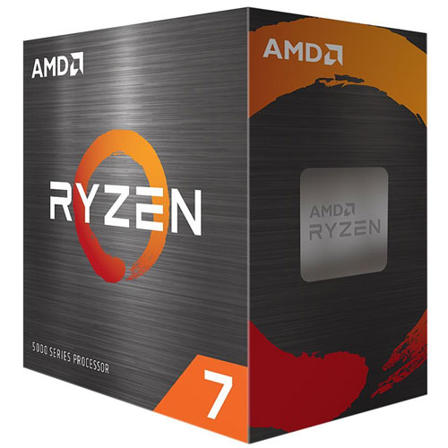 Ryzen 7 AMD 5800X 8-core, 16-Thread Processor Without Cooler