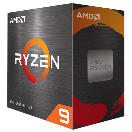 Ryzen 9 AMD 5950X 16-core 32-Thread Processor Without Cooler