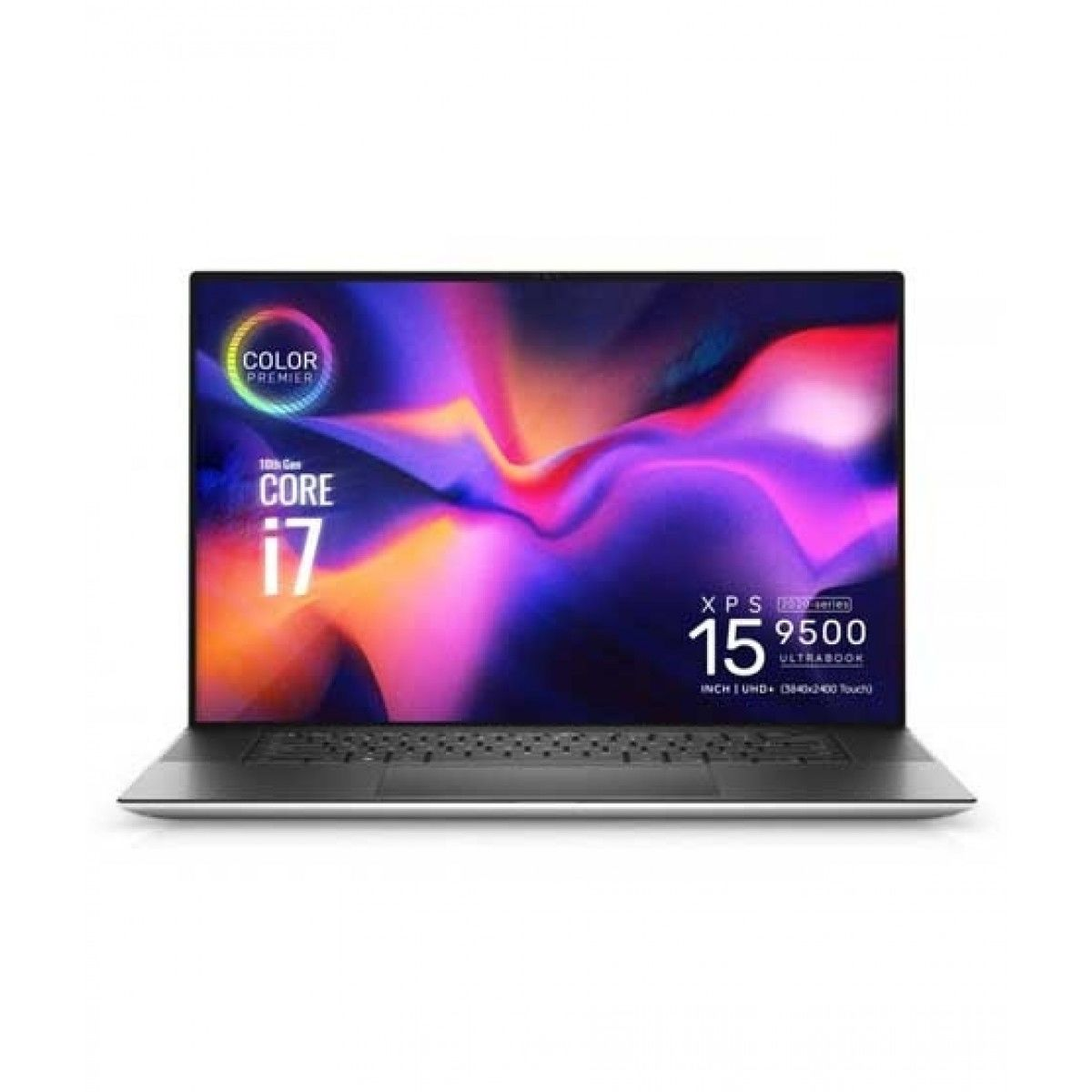 Dell XPS 15 Core i7 10th Gen 16GB 512GB SSD Geforce GTX 1650Ti Laptop (9500) - Without Warranty